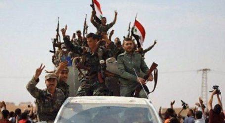 Οι συριακές δυνάμεις έχουν σχεδόν καταλάβει στρατηγικής σημασίας πόλη στην επαρχία Ιντλίμπ