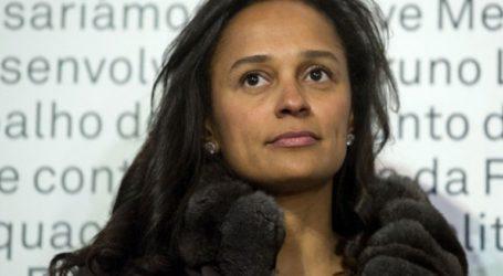 Η Ιζαμπέλ ντος Σάντος θα προσφύγει στη δικαιοσύνη εναντίον των δημοσιογράφων της ICIJ