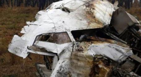 Νεκροί δύο στρατιωτικοί από συντριβή εκπαιδευτικού αεροσκάφους