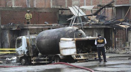 Αυξήθηκαν τα θύματα από έκρηξη βυτιοφόρου που μετέφερε αέριο