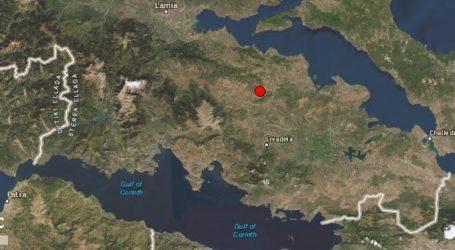 Σεισμική δόνηση 3,9 Ρίχτερ στην Αταλάντη