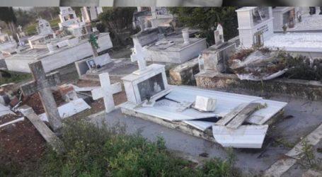 Μεσσηνία: Έβγαλε τη νεκρή από τον τάφο για να ψάξει για χρυσαφικά
