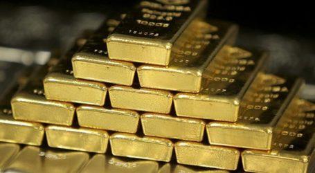"""Σε υψηλό έξι ετών ο χρυσός, """"κατρακύλησε"""" το παλλάδιο"""