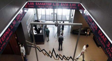 Χάνει και σήμερα έδαφος η χρηματιστηριακή αγορά