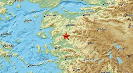 Νέος σεισμός 5 Ρίχτερ στην Τουρκία