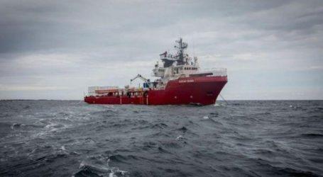 Το πλοίο Ocean Viking θα αποβιβάσει 403 μετανάστες στον Τάραντα της Ιταλίας
