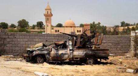 Τρία παιδιά σκοτώθηκαν από ρουκέτα στη Λιβύη