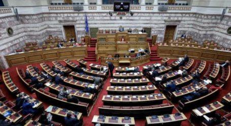 Ονομαστική ψηφοφορία για την τροπολογία Μενδώνη ζήτησε ο ΣΥΡΙΖΑ