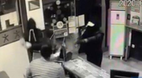 Ιδιοκτήτης πρακτορείου ΟΠΑΠ επιτίθεται σε ένοπλους κουκουλοφόρους