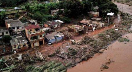 Τουλάχιστον 52 νεκροί από την κακοκαιρία στη Βραζιλία