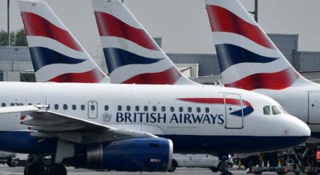 Η British Airways ανέστειλε όλες τις πτήσεις της προς και από την Κίνα