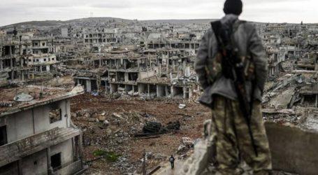 Ο συριακός στρατός ανακατέλαβε τη στρατηγικής σημασίας πόλη Μααρέτ αλ Νούμαν