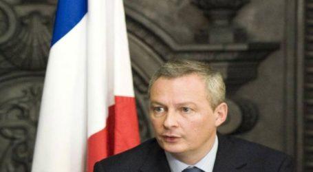 Ο γάλλος υπουργός Οικονομικών Λεμέρ καλεί τις γαλλικές επιχειρήσεις να επενδύσουν στην Ελλάδα
