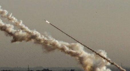 Εκτόξευση ρουκέτας από τη Γάζα προς το Ισραήλ