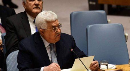 Ο Παλαιστίνιος πρόεδρος θα μιλήσει στο Συμβούλιο Ασφαλείας για το ειρηνευτικό σχέδιο στη Μέση Ανατολή