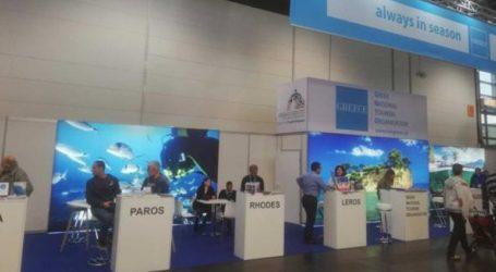 Ο ΕΟΤ στηρίζει τον θαλάσσιο τουρισμό