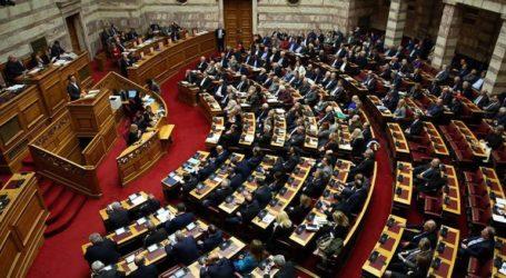 Στην Ολομέλεια της Βουλής η αμυντική συνεργασία Ελλάδας-ΗΠΑ