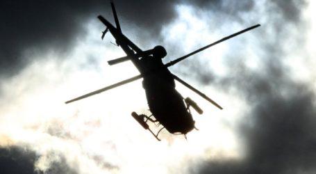 Τα ελικόπτεραOH-58 Kiowa Warrior έριξαν στο Λιτόχωρο τις πρώτες τους βολές
