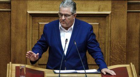 Το ΚΚΕ καταψηφίζει τη συμφωνία Ελλάδας-ΗΠΑ