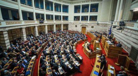 Βουλή: Με 175 «υπέρ» εγκρίθηκε το πρωτόκολλο τροποποίησης της συμφωνίας αμυντικής συνεργασίας Ελλάδας