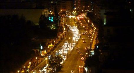 Κανονικά η κυκλοφορία στο κέντρο της Αθήνας