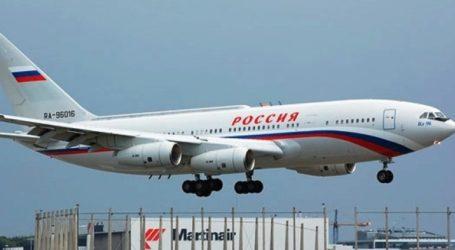 Η Ρωσία περιορίζει τις αερομεταφορές από την Κίνα