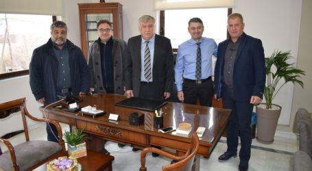 Ευχές για την ονομαστική του εορτή δέχτηκε Θανάσης Νασιακόπουλος (φωτο)