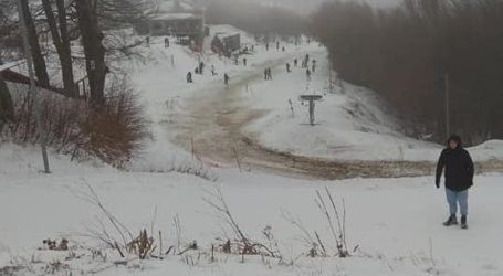 Πήλιο: Καρέ – καρέ η πρώτη μέρα λειτουργίας του Χιονοδρομικού κέντρου [εικόνες]