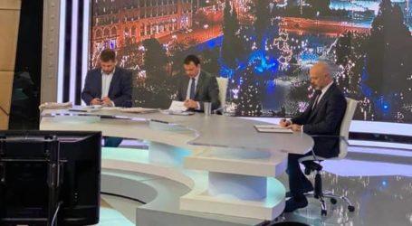 Στην ΕΡΤ1 ο Γιάννης Κόνσουλας