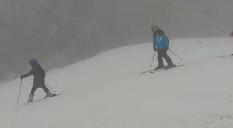 Σάββατο πρωί στο Χιονοδρομικό κέντρο Πηλίου – Για βόλτα και σκι Βολιώτες και επισκέπτες [εικόνες]