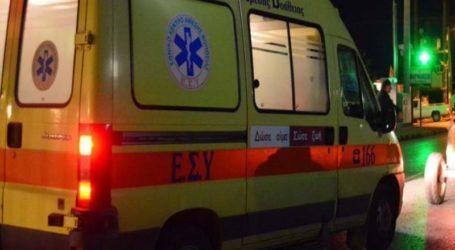 Εργατικό ατύχημα στον Βόλο – Στο Νοσοκομείο 27χρονος με σοβαρά τραύματα