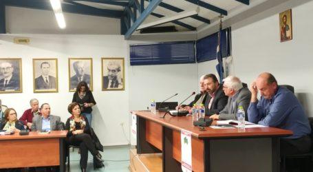 Σε Αλμυρό και Βελεστίνο ο Στ. Αραχωβίτης: Χαιρετίζουμε τη συμφωνία για την φέτα