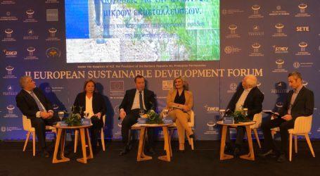 Κόκκαλης: Τα τέσσερα «κλειδιά» για το μέλλον του Ελληνικού αγροτικού τομέα