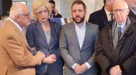 Στην εκδήλωση της Κροατικής προεδρίας ο Αλέξανδρος Μεϊκόπουλος