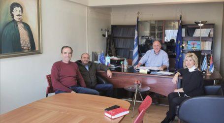 Σύμφωνο συνεργασίας ΚΕΠ Υγείας Ρήγα Φεραίου με τους δρομείς του Βόλου