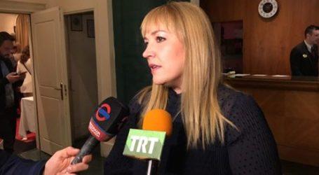 Νάνσυ Καπούλα στην πίτα του ΤΕΕ: Μείζον πρόβλημα τα όρια οικισμών στο Πήλιο [εικόνες και βίντεο]