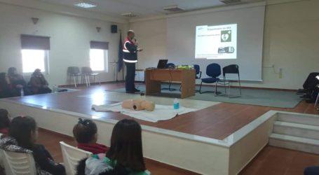 Εκπαίδευση από το ΕΚΑΒ Θεσσαλίας στο Νέο Μοναστήρι Φθιώτιδας (φωτο)