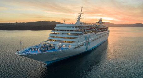 Homeport το λιμάνι του Βόλου για πέντε κρουαζιέρες στο Αιγαίο και τον Βόσπορο