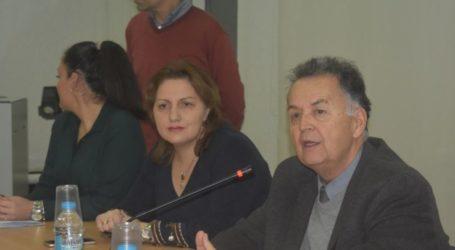Ενημερωτική εκδήλωση για το αγγειακό εγκεφαλικό επεισόδιο πραγματοποιήθηκε στη Λάρισα (φωτο)