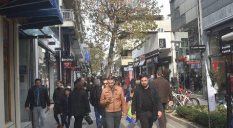 Έφεραν χαμόγελα στις τσέπες των καταστηματαρχών οι Κυριακές στη Λάρισα; – Δείτε πως κινήθηκε η αγορά (φωτο)