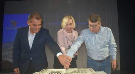 Κοπή πρωτοχρονιάτικης πίτας για το Θεσσαλικό Θέατρο – Δείτε φωτογραφίες