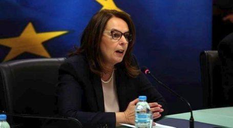 Κ. Παπανάτσιου: Με καθυστέρηση 6 μηνών η επανασύσταση του Υπουργείου Μεταναστευτικής Πολιτικής