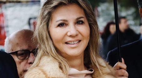 Η Ζέττα Μακρή στην πρώτη γραμμή του εθελοντισμού με δράσεις για την πρόληψη του καρκίνου του μαστού
