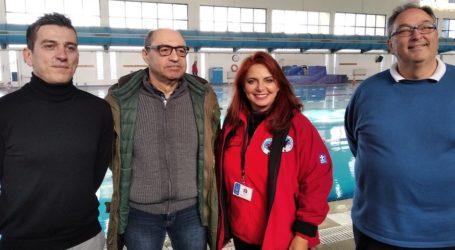 Μεγάλη επιτυχία σημειώνει το πρόγραμμα κολύμβησης στα Δημοτικά