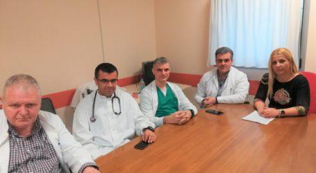 Σύσκεψη στο Νοσοκομείο Βόλου με γιατρούς και αντιπεριφερειάρχη – Τι συζητήθηκε