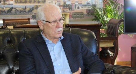 Τι λέει ο ιατρικό ανακοινωθέν για την υγεία του δημάρχου Λαρισαίων Απόστολου Καλογιάννη