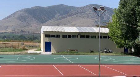 Νέες σύγχρονες σχολικές αυλές από την Περιφέρεια Θεσσαλίας σε σχολεία των Δήμων Κιλελέρ και Τυρνάβου