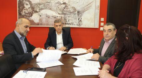 Υπογράφτηκε η Προγραμματική Σύμβαση για τα Υποβρύχια Μουσεία στη Θεσσαλία