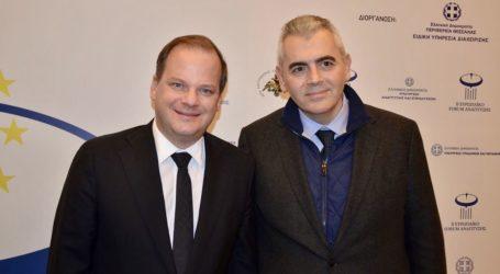Χαρακόπουλος προς Καραμανλή: «Συντονιστή υπουργό και οδικό χάρτη για Αχελώο»