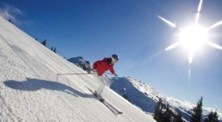 Ανοιχτό έως την Κυριακή το Χιονοδρομικό κέντρο Πηλίου